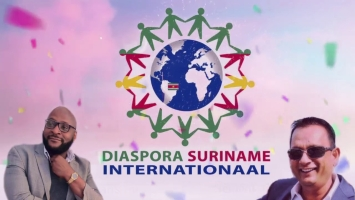 "Embedded thumbnail for ""Lancering DSI Diaspora Suriname Internationaal"""
