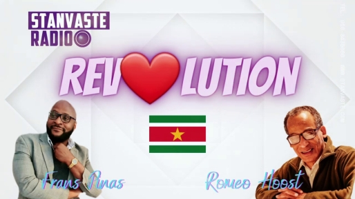 Embedded thumbnail for Romeo Hoost: Keihard over Revolutie Suriname