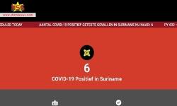 Embedded thumbnail for Medicijn tegen coronavirus april in Suriname